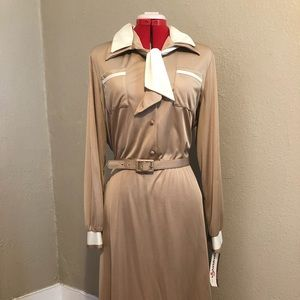 Sears True Vintage Dress with Tags!